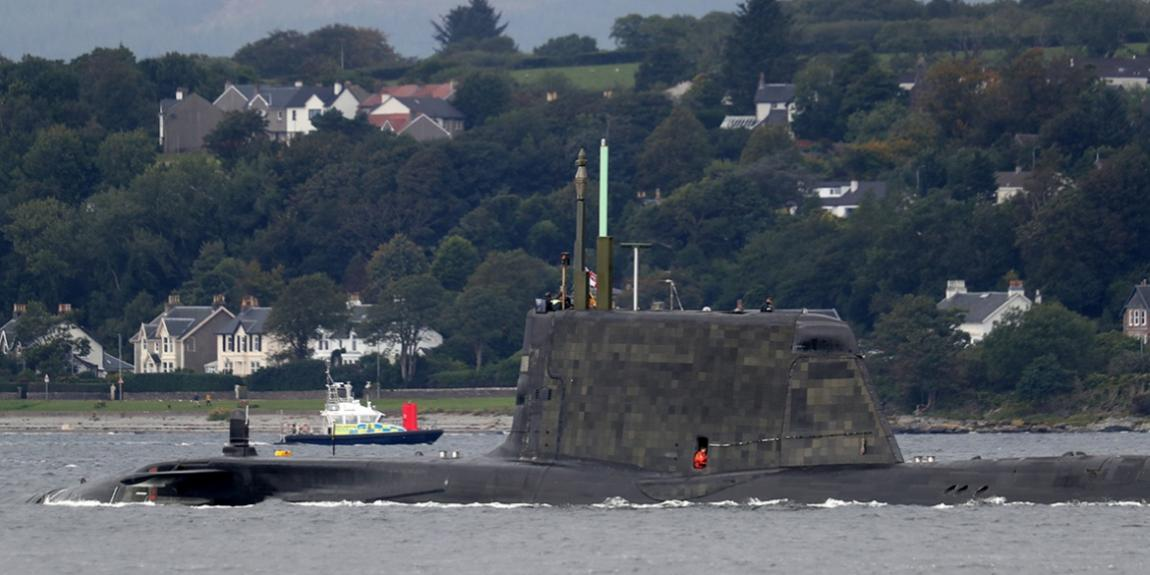 Royal Navy's seven Astute-class nuclear-powered attack submarine