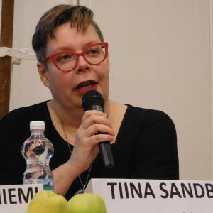 Tiina Sandberg 2018